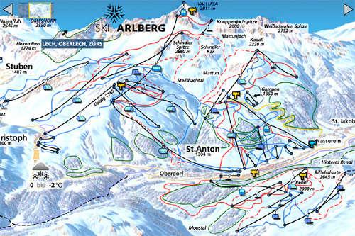 Apres Ski St Anton Am Arlberg Partys Und Apres Ski Bars In St